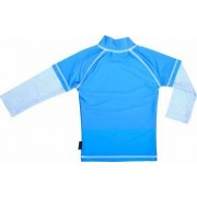 Tricou de baie Blue Ocean marimea 110- 116 protectie UV Swimpy