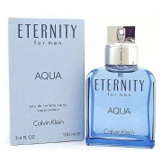 CALVIN KLEIN ETERNITY AQUA EAU DE TOILETTE FOR MEN 100ML VAPORIZADOR