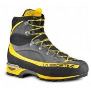 La Sportiva Trango Alp Evo Gtx - Grey/Yellow - Bottes Randonnée 38