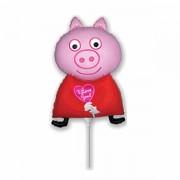 Fólia lufi, mini forma, Piggy
