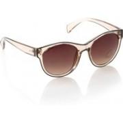 Fastrack Cat-eye Sunglasses(Brown)