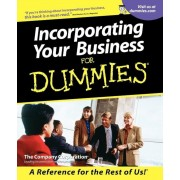 Incorporating Your Business for Dummies, Paperback