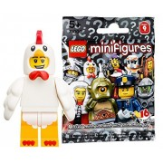 Lego (LEGO) Mini Figure Figure 9 Man unopened item in chicken costume (LEGO Minifigure Series 9 Chicke Suite Guy) 71000-7