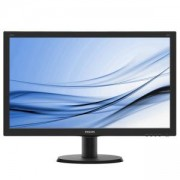 LCD монитор Philips 23.8 инча със SmartControl Lite 240V5QDAB