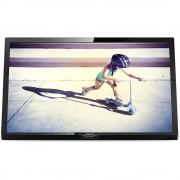Televizor LED Philips 24PFT4022/12, 60 cm, Full HD, Negru
