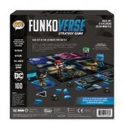 Cjay DC Comics Funkoverse Board Game 4 Character Base Set *German Version*