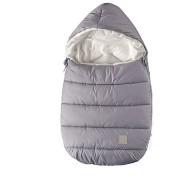 Beztroska Robin újszülött bundazsák 0-12 hó, light grey