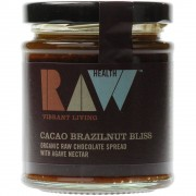 RAW Health Paranuss-Kakao-Aufstrich bio (170g)