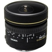 Sigma 8mm F/3.5 EX DG Fisheye - NIKON - 4 ANNI DI GARANZIA