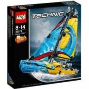 Конструктор Лего Техник - Състезателна яхта, LEGO Technic, 42074