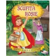 Scufita Rosie. Cartea magica a povestilor