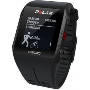 Ceas activity tracker Polar V800 + HR (Negru)