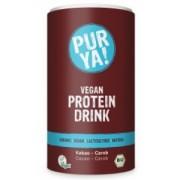 Bautura proteica Vegana cacao-carob Bio 550gr