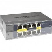 Комутатор Netgear 5PT GIGABIT POE/PD PLUS SWITCH - GS105PE-10000S
