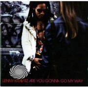 Video Delta Kravitz,Lenny - Are You Gonna Go My Way? - CD