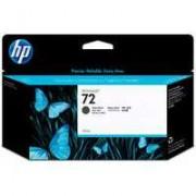 HP Matte Black 72 Ink Cartridge 130ml C9403A