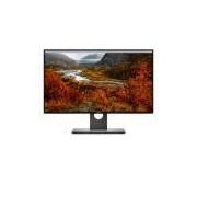Monitor LED Quad HD IPS 27' Widescreen Dell U2717D Prata com tela infinita