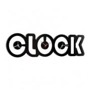Pintdecor Orologio Da Parete Black Clock