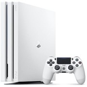 PlayStation 4 Pro 1TB - Glacier White