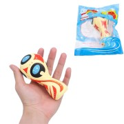 Football Champion Squishy Charm 12*6.5CM Slow Rising With Packaging Collection Gift Soft Toy