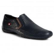 Обувки RIEKER - 06397-14 Blau