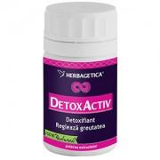Detox Activ, 30/60 capsule