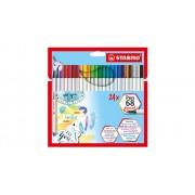 STABILO Brush-Pens: Pen 68
