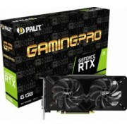 Placa video Palit GeForce RTX 2060 GamingPro 6GB GDDR6 192-bit