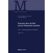 Boom Masterreeks: Koersen door de Wet op het financieel toezicht 2 - Christel Grundmann-van de Krol en Ingrid van der Klooster