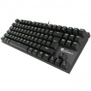 Механична клавиатура Genesis Thor 300 TKL, Green Backlight, Outemu Blue Switch, US Layout, NKG-0945
