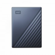"HDD EXTERNAL 2.5"", 2000GB, WD My Passport Ultra, USB-C, Blue (WDBC3C0020BBL)"
