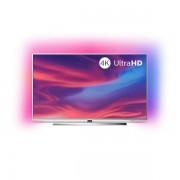 "Smart TV Philips 65PUS7354 65"" 4K Ultra HD LED WiFi Ambilight Argintiu"