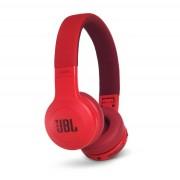 JBL E45BT Wireless on-ear headphones - безжични слушалки с микрофон за мобилни устройства (червен)