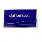 Servier Italia Spa Daflon 60 Compresse Rivestite 500mg