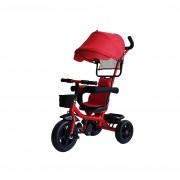 Tricikl Happybike Lino Sa Rotirajućim Sedištem crvena (Model 424 crvena)