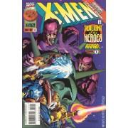 X-men comic books issue 55