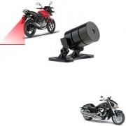 Auto Addict Bike Styling Led Laser Safety Warning Lights Fog Lamp Brake Lamp Running Tail Light-12V For Suzuki Intrader