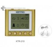 Kentro KTR-210 mini TENS készülék hordozható kis méretű impulzus masszírozó