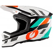 Oneal O´Neal Blade Synapse Capacete Branco Laranja L