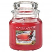 Yankee Candle Festive Cocktail - Medium Jar, Yankee Candle