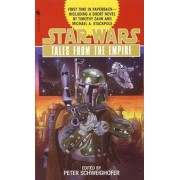 Star Wars Tales from the Empire: Stories from Star Wars Adventure Journal, Paperback/Peter Schweighofer