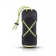 SPEAKER, Microlab D22, Mobile Bluetooth Stereo Speaker, microSD card, black