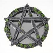 Wicca Pentagram tükör (dekoráció) - B2537G6