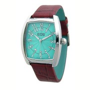 EOS New York AIDEN Watch Turquoise/Burgundy 42L