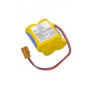 Fanuc 18-T series programmable logic controllers bateria (2400 mAh, Amarelo)
