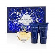 Guerlain Shalimar Coffret: Eau De Toilette Spray 50ml + Shower Gel 75ml + Body Lotion 75ml 3pcs