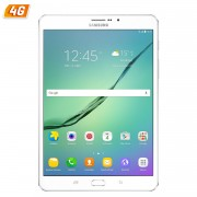 TABLET SAMSUNG GALAXY TAB S2 T719 WHITE - QC 1.8GHZ+QC 1.4GHZ - 32GB - 3GB RAM - 8'/20.31CM 2048X1536 - ANDROID 6.0 - 4G - CAM 8/2.1MP - BAT. 4000MAH