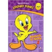 Looney Tunes - Aventurile lui Tweety 2 - Supercarte de colorat