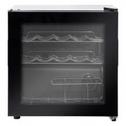 LEC DF48B 50L Table Top Display/Drinks Fridge Black