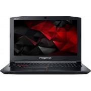 Acer Predator PH317-51-73XK Zwart, Rood Notebook 43,9 cm (17.3'') 1920 x 1080 Pixels 2,8 GHz Zevende generatie Intel® Core™ i7 i7-7700HQ